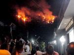 Cháy chợ kinh hoàng ở Đắk Lắk, gần 50 ki ốt thành tro-5