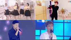 So tài giọng hát và khả năng vũ đạo của các thành viên trong 'Gia đình là số 1'