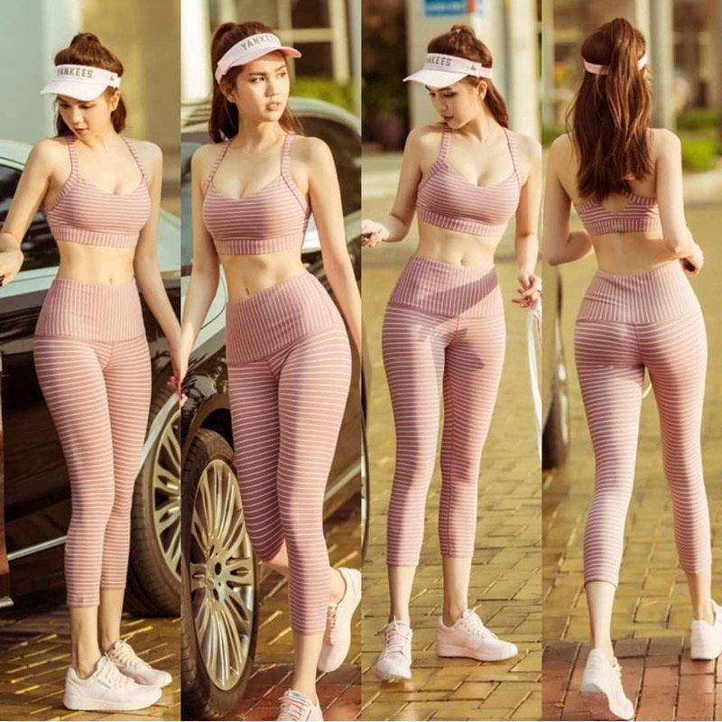 Tung clip diện bikini, Ngọc Trinh chính thức trở lại đường đua nóng bỏng của Vbiz-10