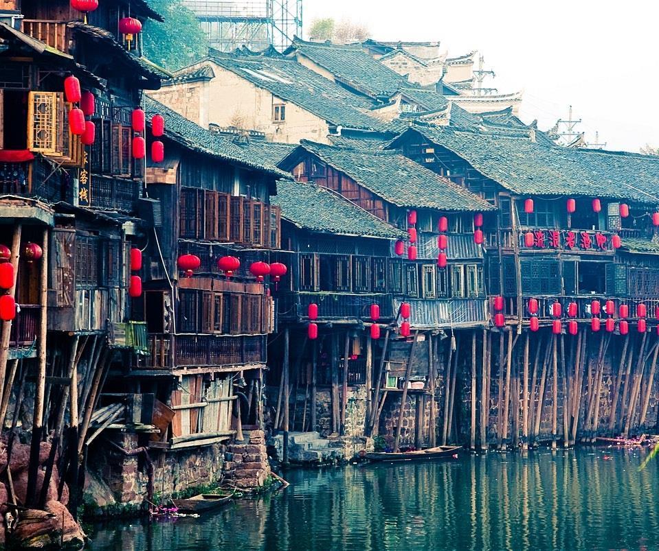Những công trình kiến trúc kỳ lạ ở Trung Quốc-2