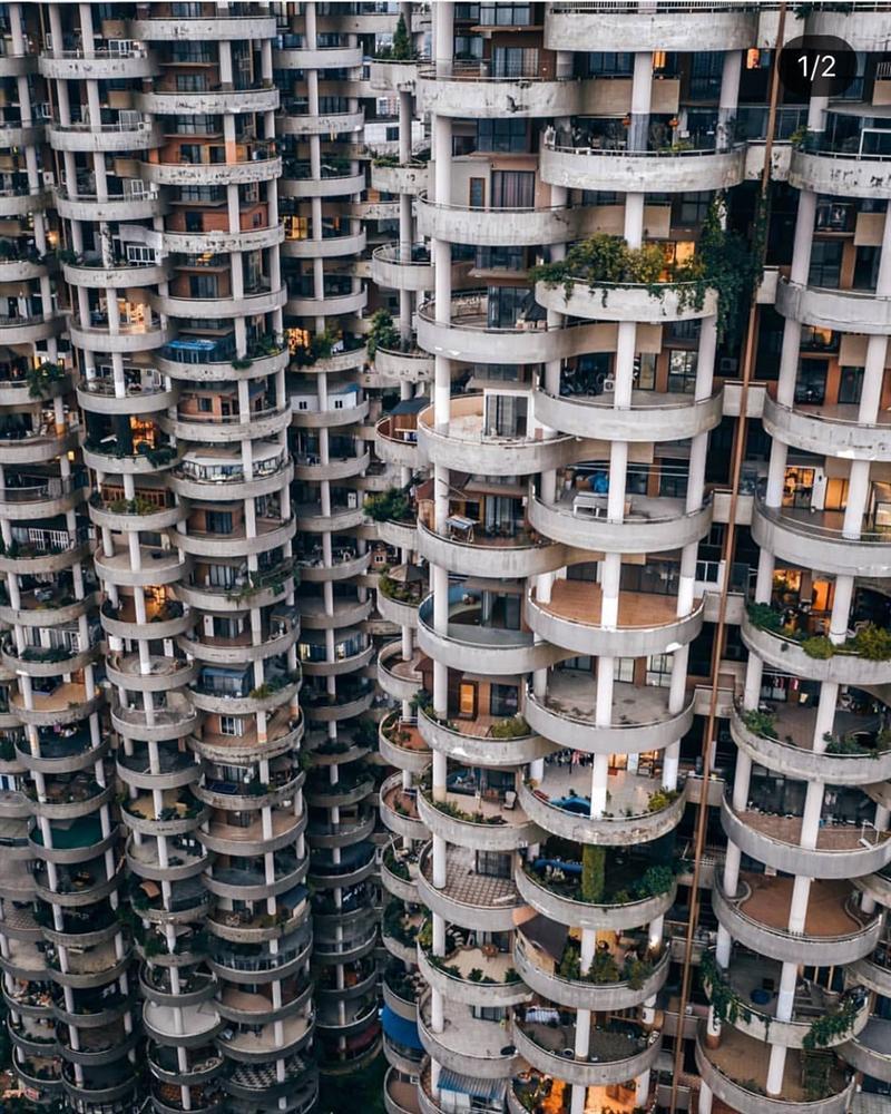 Những công trình kiến trúc kỳ lạ ở Trung Quốc-3