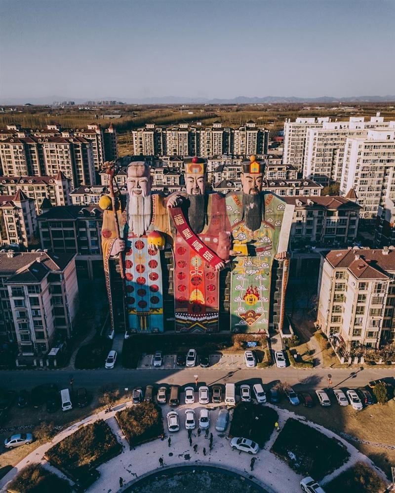 Những công trình kiến trúc kỳ lạ ở Trung Quốc-4