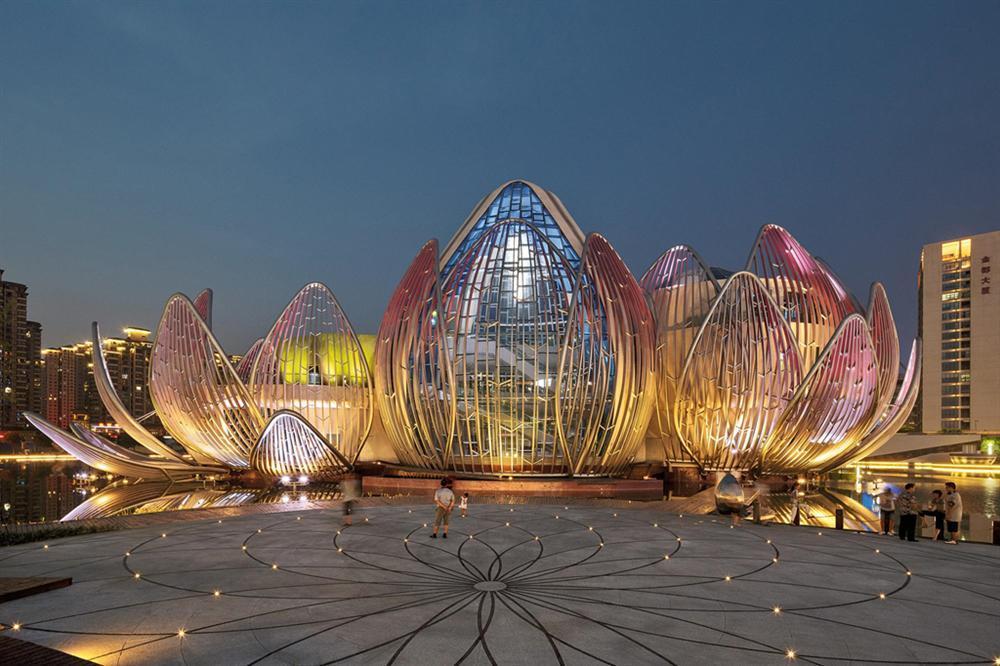 Những công trình kiến trúc kỳ lạ ở Trung Quốc-5