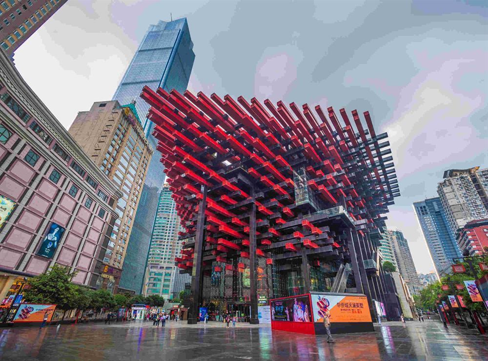 Những công trình kiến trúc kỳ lạ ở Trung Quốc-6