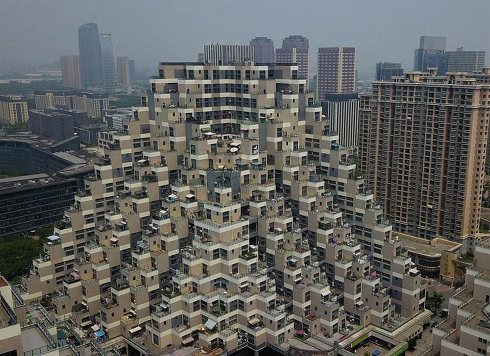 Những công trình kiến trúc kỳ lạ ở Trung Quốc-8