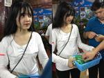 Gái xinh bán hàng rong ở Lào Cai chiếm spotlight vì bị tố làm màu nhưng khi biết lý do dân tình còn sốc hơn