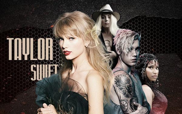 Bạn đã biết hết những ngôi sao Hollywood được Taylor Swift coi là… kẻ thù không đội trời chung?-11