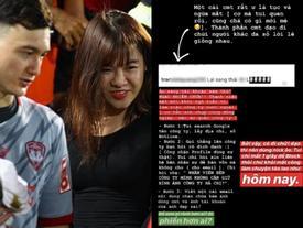 Bạn gái Lâm Tây kể chuyện 'trị' antifan: Gửi thư báo cáo tận công ty