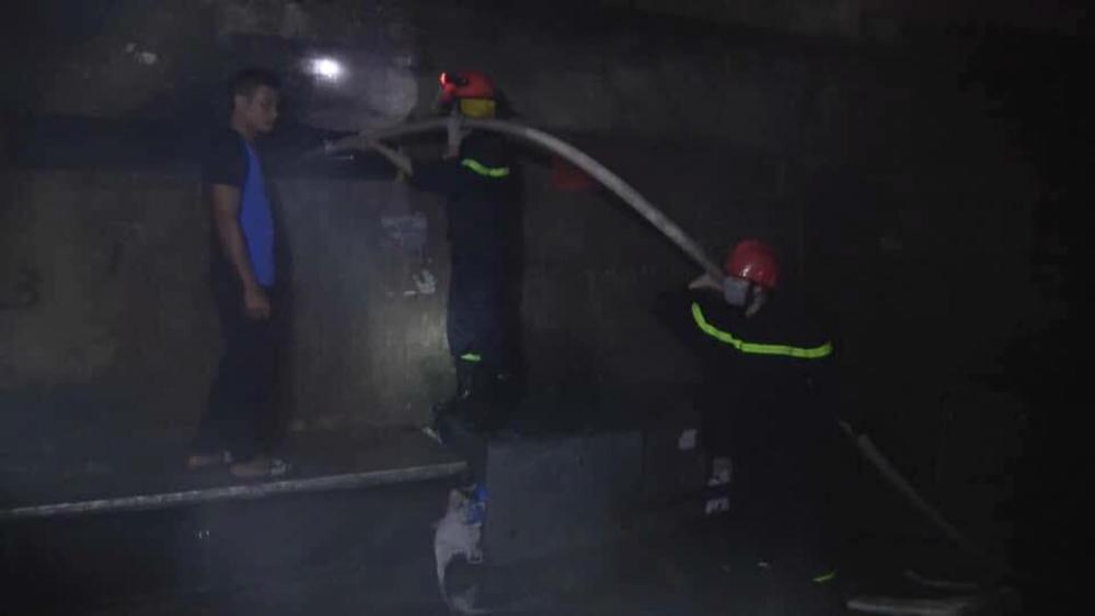 Cháy chợ kinh hoàng ở Đắk Lắk, gần 50 ki ốt thành tro-3