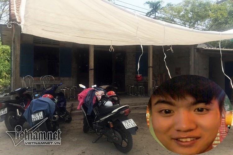 Vụ bố trẻ giết con trai 4 tháng ở Huế: Do bé khóc mãi không chịu nín-1