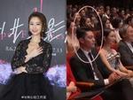 Vợ chồng Lâm Tâm Như không ngồi cạnh khi cùng dự sự kiện