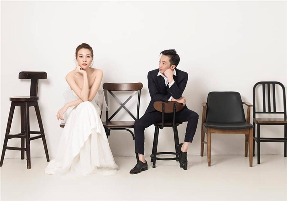 Ơn giời, chiếc váy gợi cảm nhất từ trước đến nay này mới là váy cưới chính thức của Đàm Thu Trang?-8