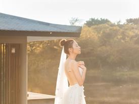 Ơn giời, chiếc váy gợi cảm nhất từ trước đến nay này mới là váy cưới chính thức của Đàm Thu Trang?