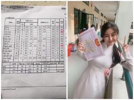 Thông báo đỗ tốt nghiệp nhưng không tiết lộ điểm, hot girl Võ Ngọc Trân bị nghi đạt điểm thấp nên xấu hổ
