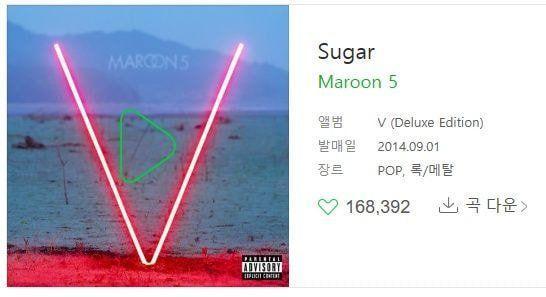 Hài hước với loạt bằng chứng cho thấy Maroon 5 là fan BTS từ hồi… năm 2014-3