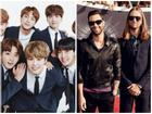 Hài hước với loạt bằng chứng cho thấy Maroon 5 là fan BTS từ hồi… năm 2014