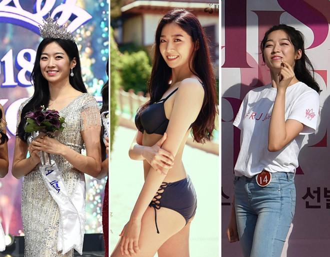 Hoa hậu Hàn Quốc bẽ bàng vì bị chỉ trích kịch liệt khi đăng quang-4