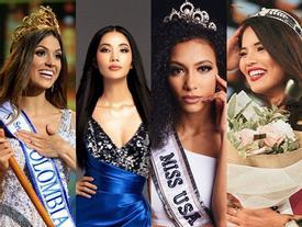 3 nữ luật sư ứng xử 'nuốt mic' xuất hiện tại Miss Universe 2019: Số phận Hoàng Thùy đi đâu về đâu?