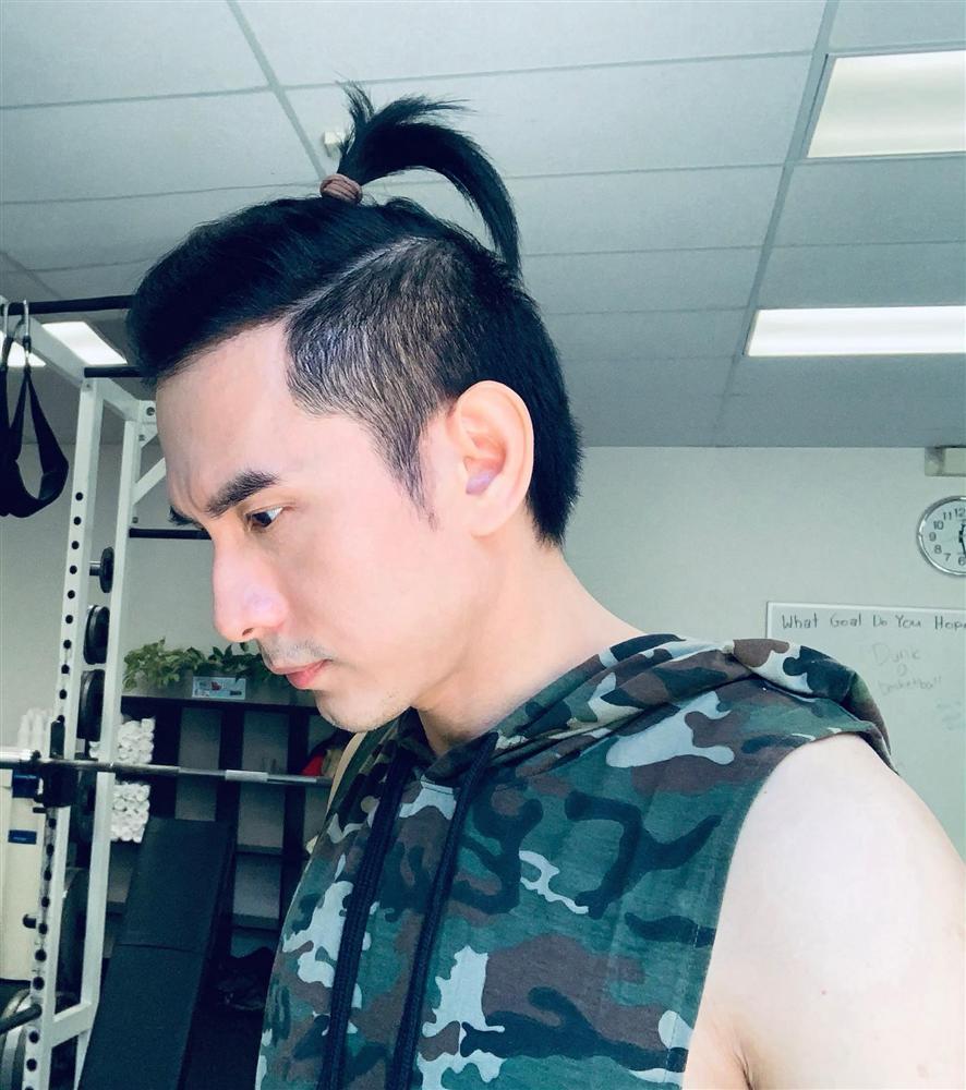 Sau kiểu củ hành cuốn lô, Đan Trường lại đổi sang tóc em đuôi gà vì lý do rất thú vị-2