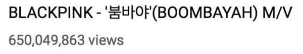 BlackPink tiếp tục gặt hái được thành tích siêu khủng từ MV debut đỉnh cao-1