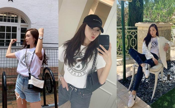 Giàu là vậy nhưng Jessica thường xuyên mặc đi mặc lại 1 món đồ mà không ai hay biết-4
