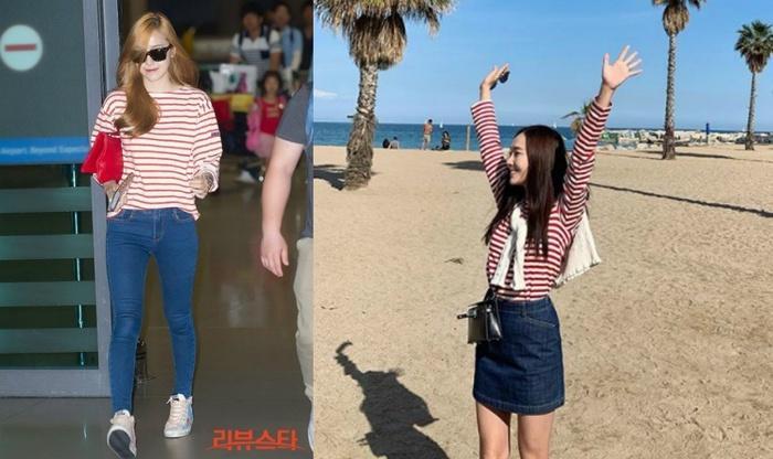 Giàu là vậy nhưng Jessica thường xuyên mặc đi mặc lại 1 món đồ mà không ai hay biết-6