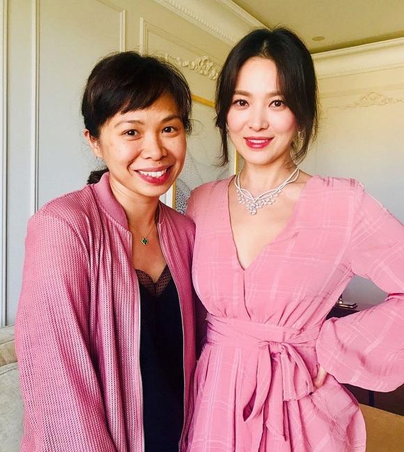 Song Hye Kyo thực hiện cuộc phỏng vấn đầu tiên hé lộ thông tin đặc biệt sau khi ly hôn Song Joong Ki-1