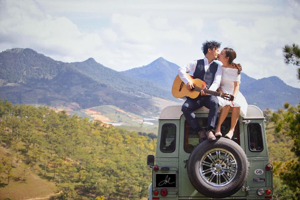 Nửa năm sau kết hôn, vợ chồng rapper Tiến Đạt khiến nhiều người lo lắng khi chia sẻ hôn nhân xào xáo bất an-9
