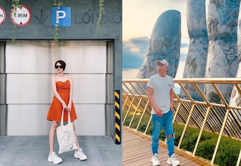 Bảo Anh và Hồ Quang Hiếu đi giày đôi, cùng du lịch Đà Nẵng?-1