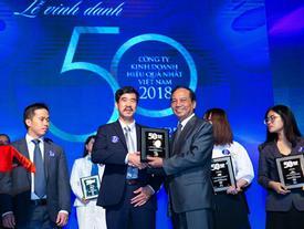 Đại diện Việt Nam lọt Top 50 doanh nghiệp quyền lực nhất châu Á là ai?