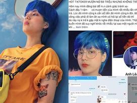 Cô gái nổi tiếng trên Tiktok bị tố giả ung thư, quỵt nợ 68 triệu đồng