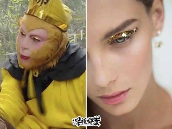 Hương Giang chơi lớn với style mắt lửa ngươi vàng giống Tề Thiên Đại Thánh, fan được phen trầm trồ-2