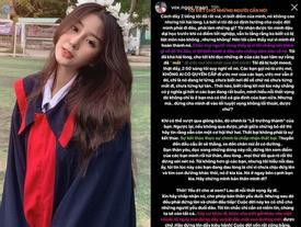 Vừa lộ điểm thi THPT Quốc gia thấp lẹt đẹt, hotgirl đình đám Sài thành lại gây sốc với phát ngôn: 'Đại học chỉ là hình thức'