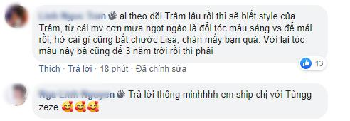 Bị chê bắt chước Lisa (BLACKPINK), Thiều Bảo Trâm đáp trả thế nào mà dân tình đồng loạt chấm 10 điểm thanh lịch-5