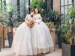 Bay từ Mỹ về Việt Nam gặp mặt đúng 3 lần, cặp đồng tính nữ xinh đẹp quyết định kết hôn trong hạnh phúc viên mãn