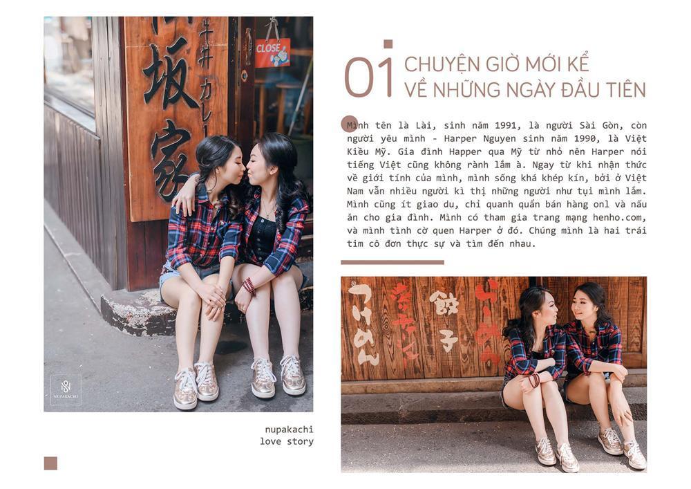 Bay từ Mỹ về Việt Nam gặp mặt đúng 3 lần, cặp đồng tính nữ xinh đẹp quyết định kết hôn trong hạnh phúc viên mãn-2