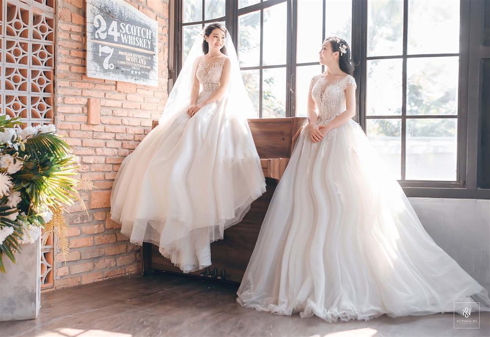 Bay từ Mỹ về Việt Nam gặp mặt đúng 3 lần, cặp đồng tính nữ xinh đẹp quyết định kết hôn trong hạnh phúc viên mãn-5