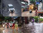 Nước chảy như thác, cuốn phăng người và xe ở Sài Gòn-5