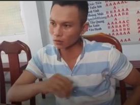 Nghi phạm lạnh lùng diễn tả cảnh cắt cổ tài xế GrabBike ở Sài Gòn