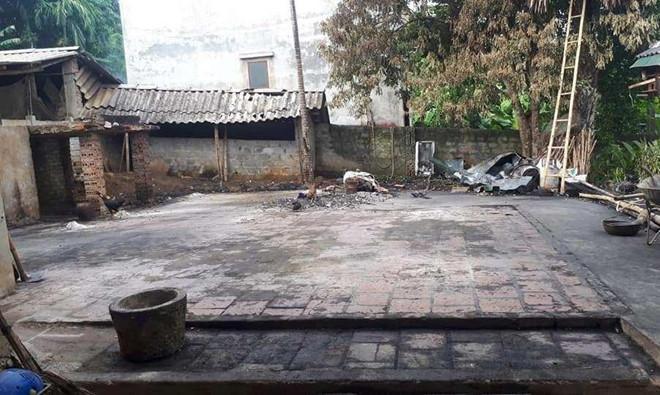 Bùi Tiến Dũng xắn tay xây lại căn nhà bị cháy của bà nội ở Thanh Hóa-2