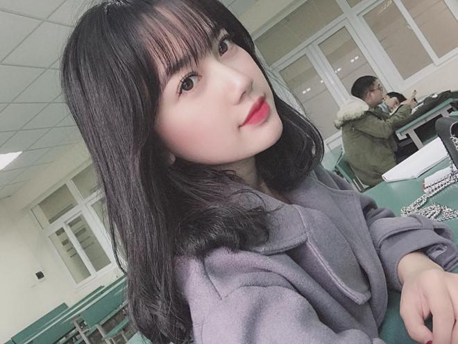 Đi tập quân sự, nữ sinh Hà Tĩnh bỗng chiếm spotlight vì ngoại hình đẹp xuất sắc-5