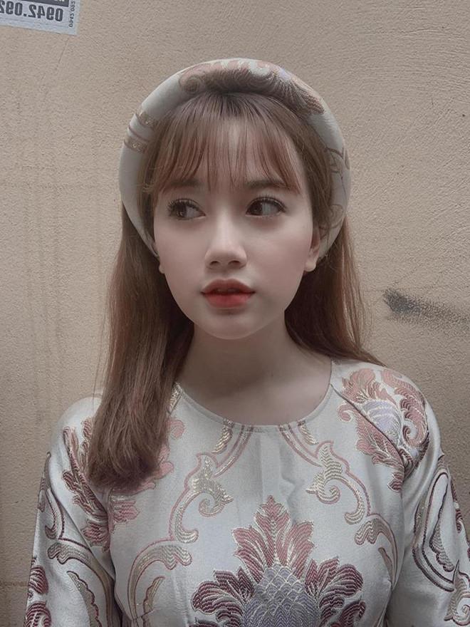 Đi tập quân sự, nữ sinh Hà Tĩnh bỗng chiếm spotlight vì ngoại hình đẹp xuất sắc-9