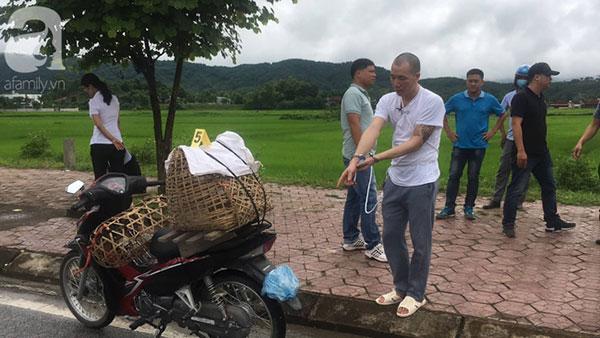 Hot: Các đối tượng đang thực nghiệm hiện trường vụ nữ sinh giao gà bị cưỡng hiếp tập thể rồi sát hại ở Điện Biên-4