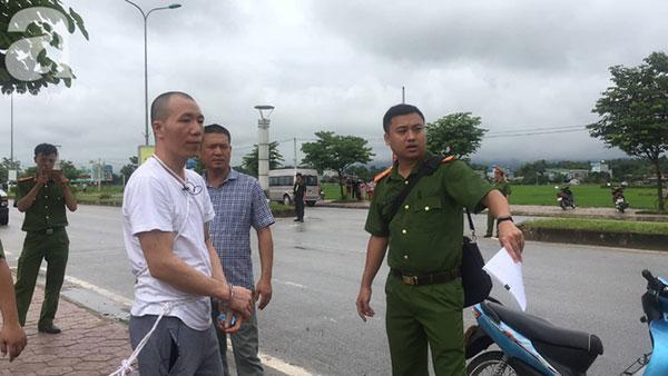 Hot: Các đối tượng đang thực nghiệm hiện trường vụ nữ sinh giao gà bị cưỡng hiếp tập thể rồi sát hại ở Điện Biên-5