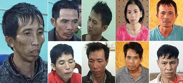 Hot: Các đối tượng đang thực nghiệm hiện trường vụ nữ sinh giao gà bị cưỡng hiếp tập thể rồi sát hại ở Điện Biên-6