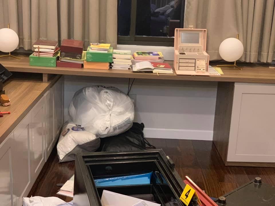 Đột nhập căn hộ của Nhật Kim Anh, kẻ trộm đập nát 2 két sắt khoắng sạch 5 tỷ đồng-3