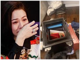 Đột nhập căn hộ của Nhật Kim Anh, kẻ trộm đập nát 2 két sắt khoắng sạch 5 tỷ đồng
