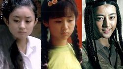 Hình ảnh quê mùa, đen nhẻm của Triệu Lệ Dĩnh, Địch Lệ Nhiệt Ba thủa mới vào nghề