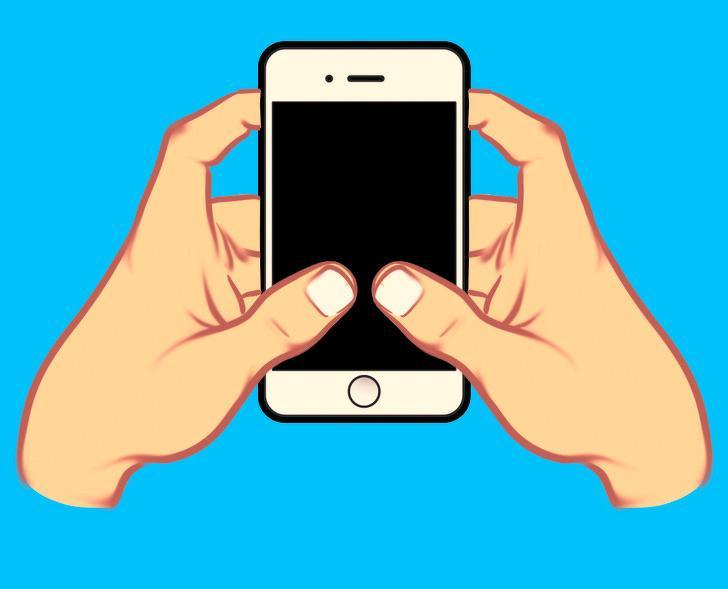 Nhìn cách cầm điện thoại nhắn tin, biết ngay người sang hay nghèo, tính cách ra sao-3