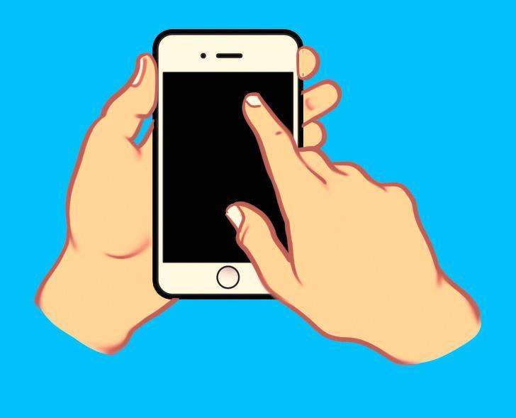 Nhìn cách cầm điện thoại nhắn tin, biết ngay người sang hay nghèo, tính cách ra sao-4